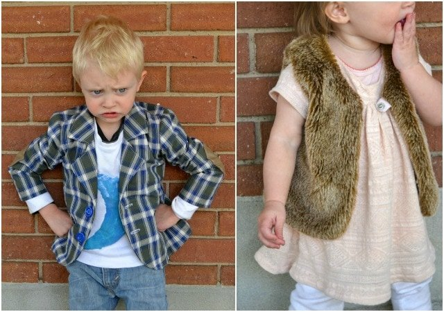 Sewing for the Kids: Easter Outfits