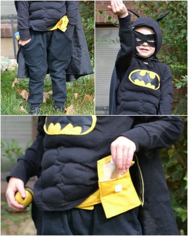 Sewing for the Kids: DIY Halloween Costumes