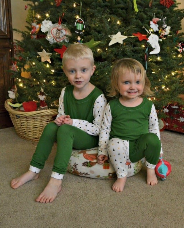 Sewing for Kids: Christmas Pajamas • Heather Handmade
