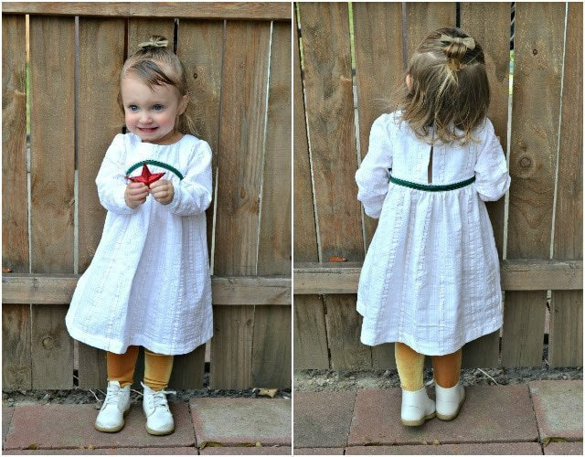 Sewing for the Girl: Christmas Dresses