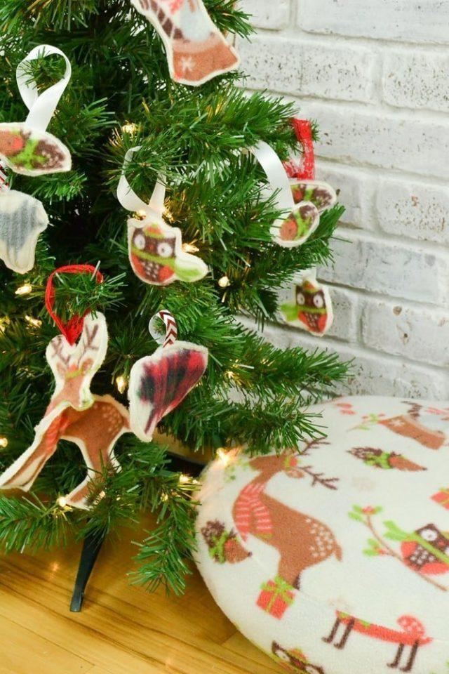 DIY Kid-Friendly Christmas Ornament • Heather Handmade