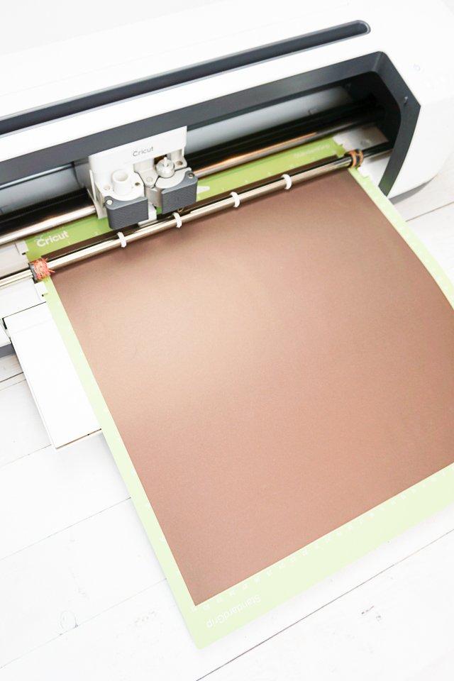 cricut maker cut infusible ink