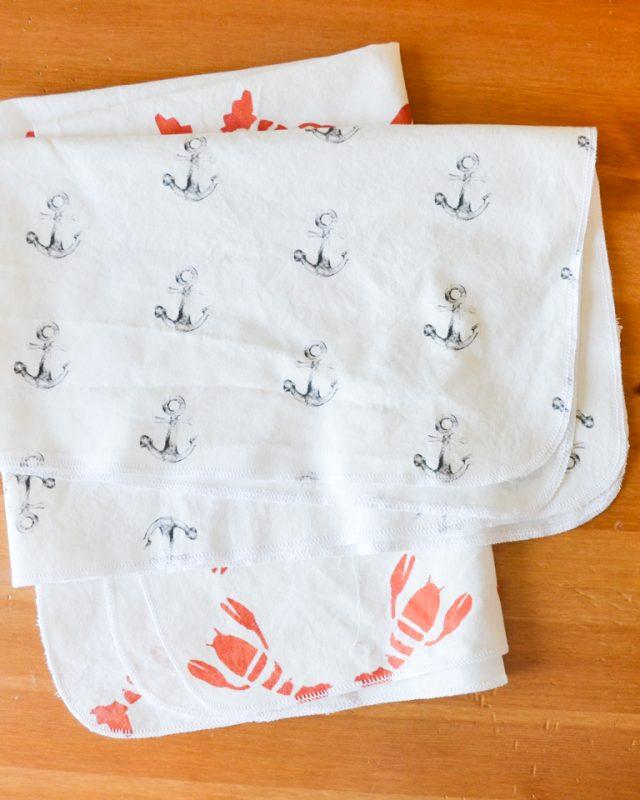 diy tea towel