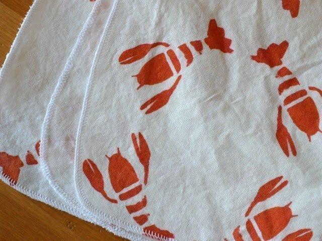 Gift Idea: Fat Quarter Tea Towels