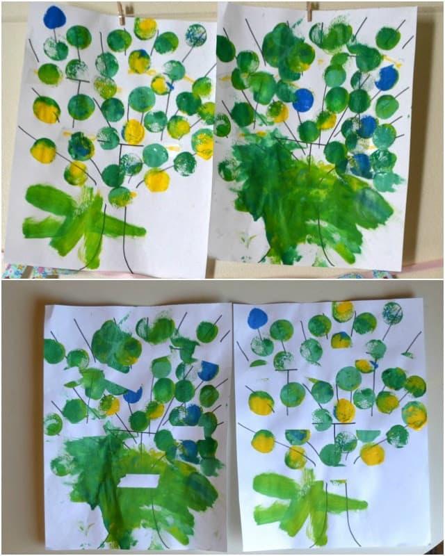 Family Tree Kids Craft