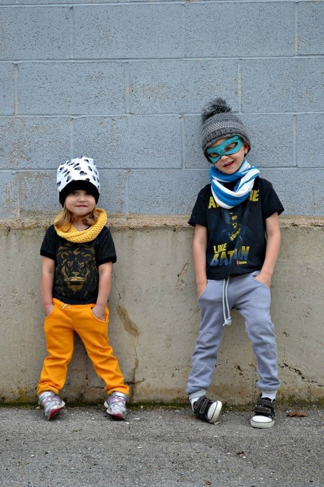 Sewing for Kids: Urban Joggers