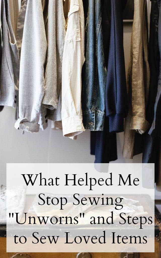 How to Sew Items I'll Love // heatherhandmade.com