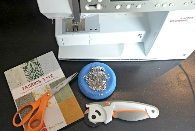 Fabric A to Z Book Review
