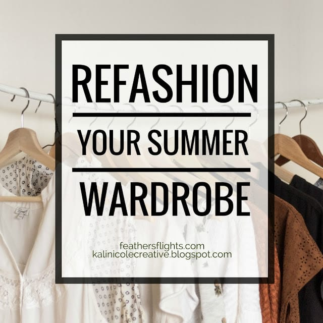 How to Shop for Refashions