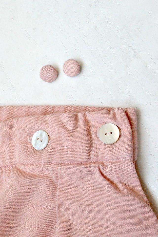 Me Made: DIY Pink Tencel Flint Pants // Sew