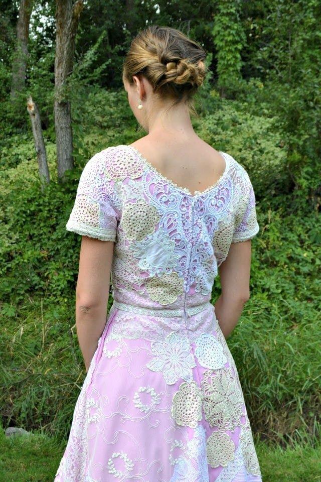Me Made: Doily Dress