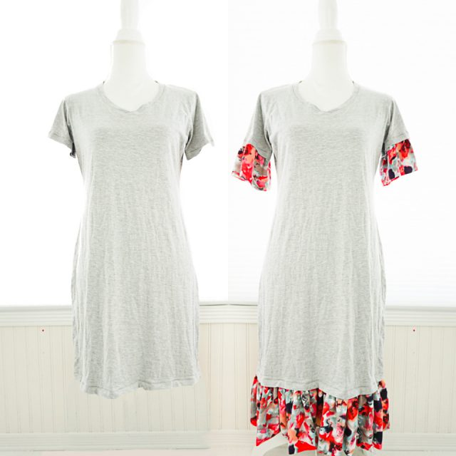 upcycle and refashion