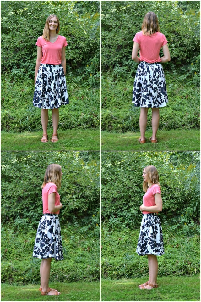 Me Made: Floral Tania Culottes