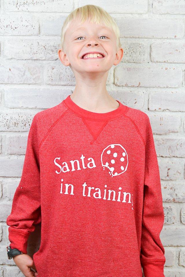 free christmas svg kid