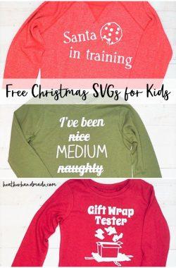 free christmas svgs