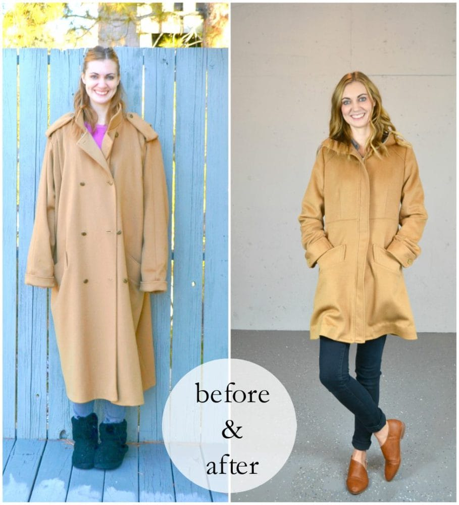 A Refashioned Coat