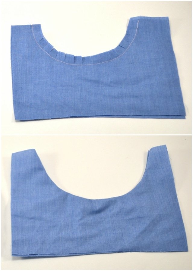 How to Sew Curves: Clipping v Notching // heatherhandmade.com