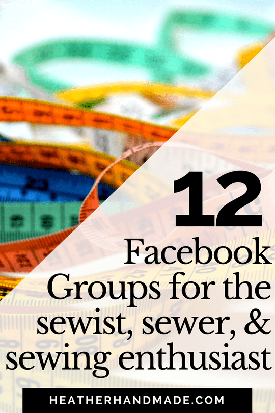 12 Amazing Sewing Facebook Groups You Need To Join