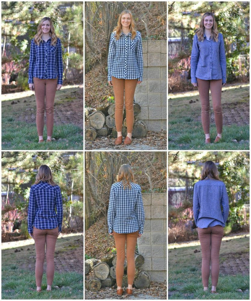 Comparing Three Cheyenne Tunics // heatherhandmade.com
