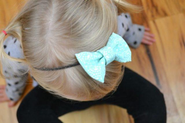 Baby Headband Sewing Tutorial