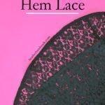 How to Hem Lace + a Lace Trumpet Skirt // heatherhandmade.com