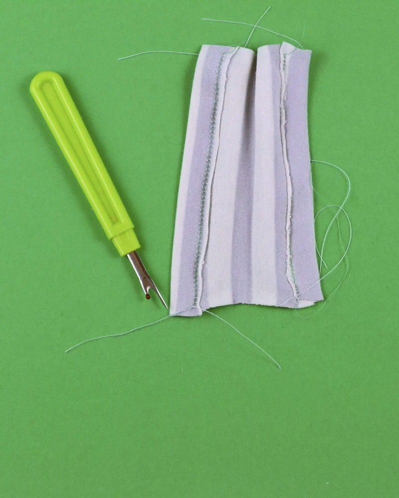 How to Use a Twin Needle // heatherhandmade.com