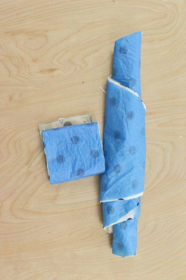 Tips for Sewing Lightweight Fabric // heatherhandmade.com