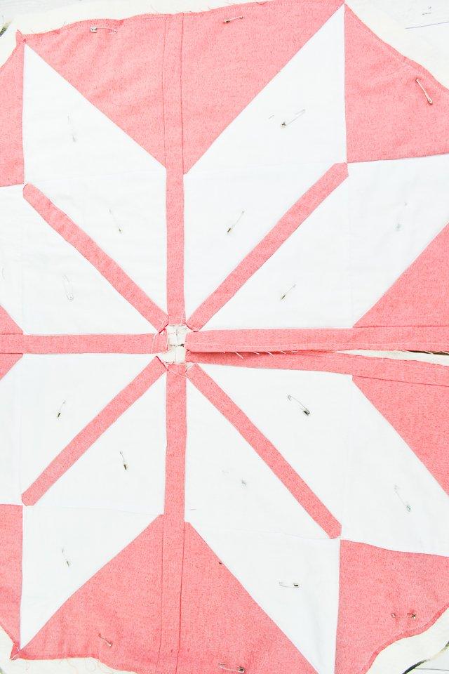 quilt fair isle design
