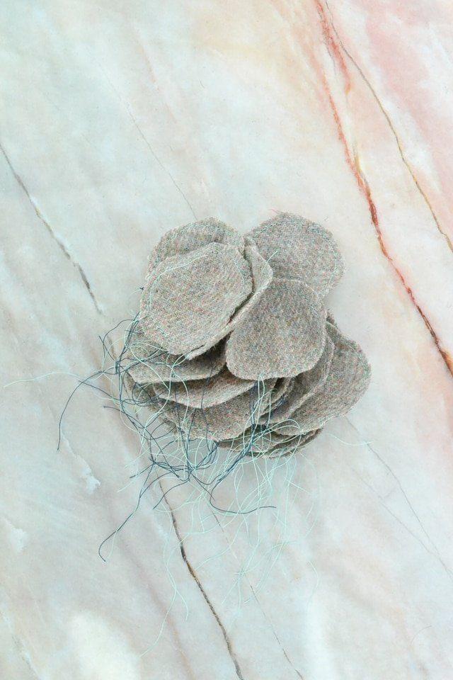 How to Make Felt Balls from Wool Fabric • Heather Handmade