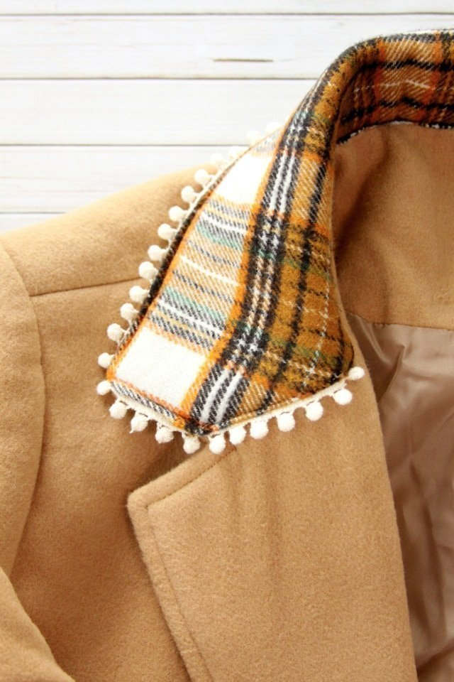 Cozy Coat Upcycle
