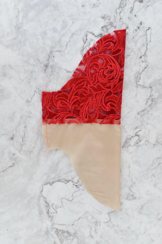 How to Add Sleeves to a Dress // heatherhandmade.com