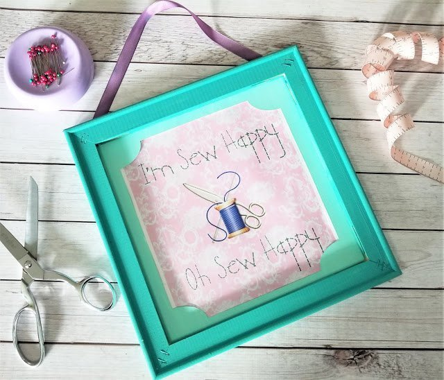 I'm Sew Happy Printable