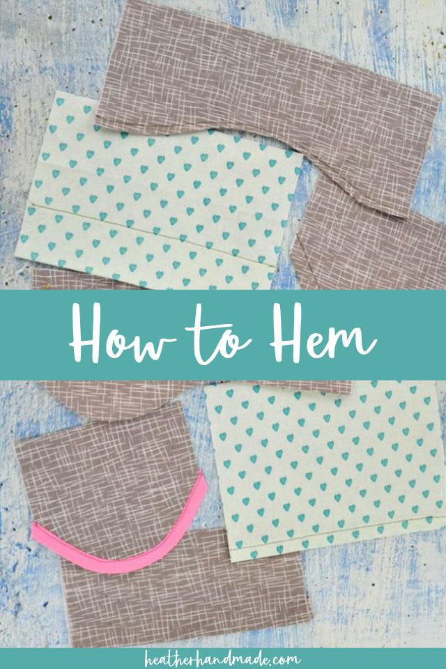 how to hem