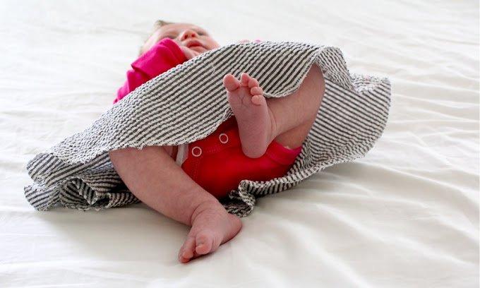 baby circle skirt