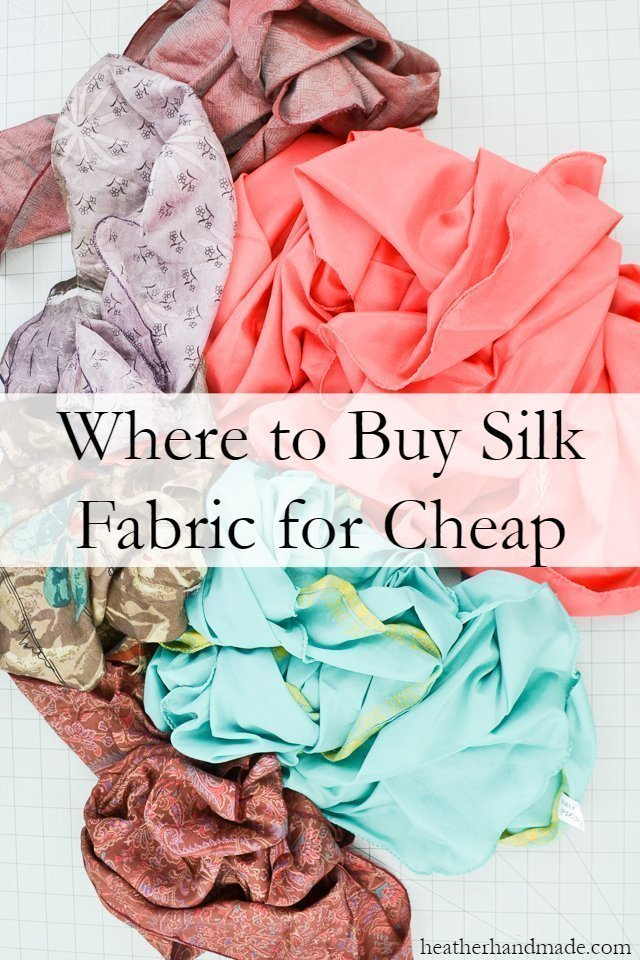 buy silk fabric