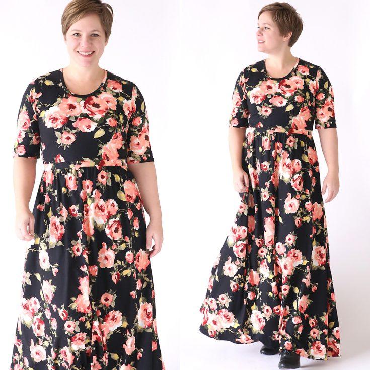 Classic Tee Maxi Dress