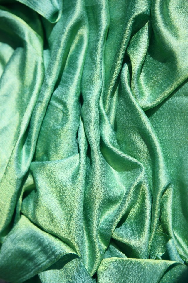 inexpensive silk fabric