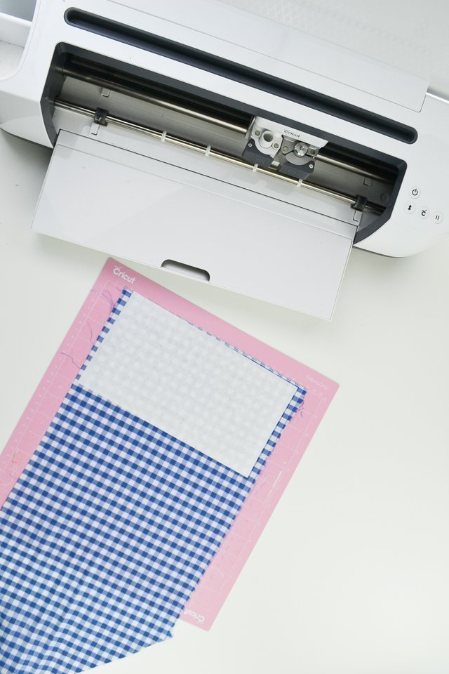 cut fabric cricut maker