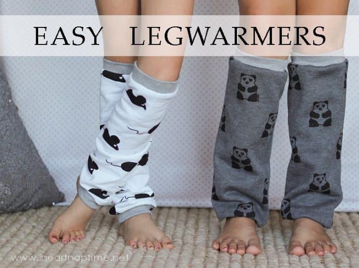 Easy Legwarmers
