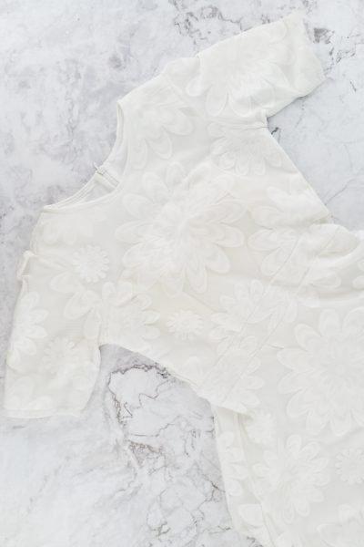line a lace dress