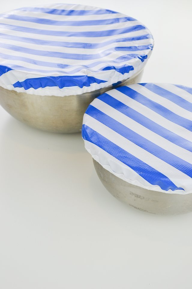 diy reusable bowl cover