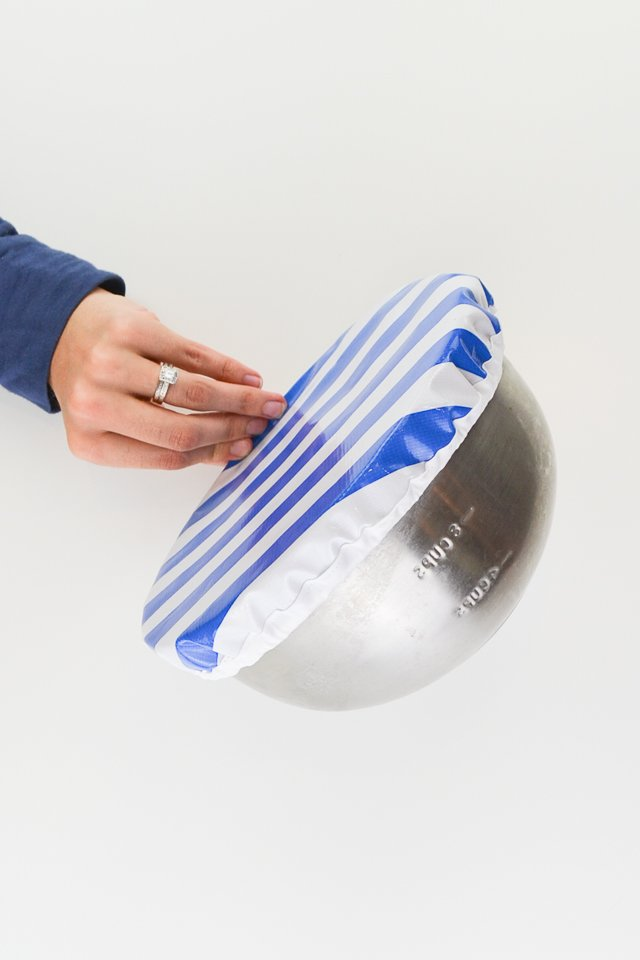 diy bowl cover