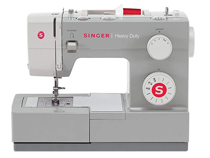 Heavy Duty 4411 Singer Sewing Machine