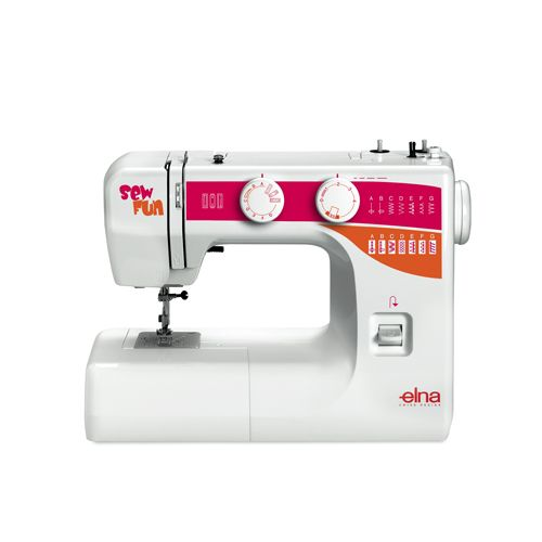 Sew Fun Elna Sewing Machine