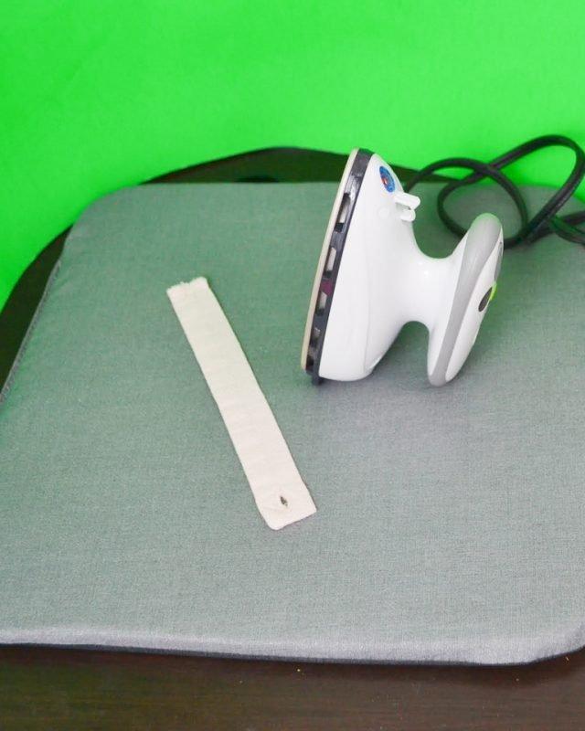 mini ironing station