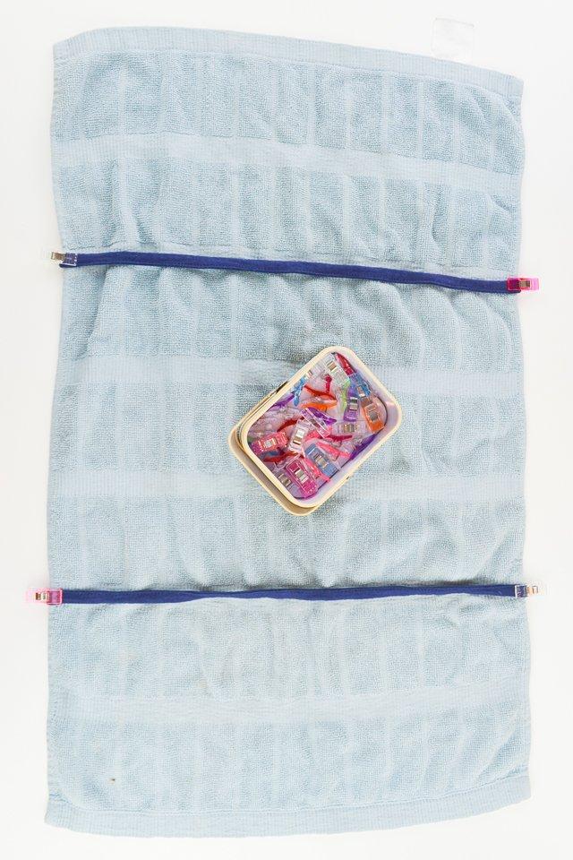 clip bag straps