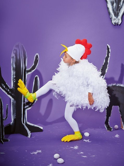 Children's Chicken Costume
