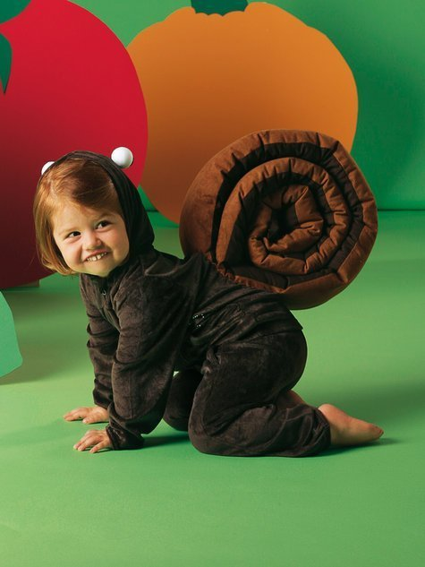 Children's Snail Costume