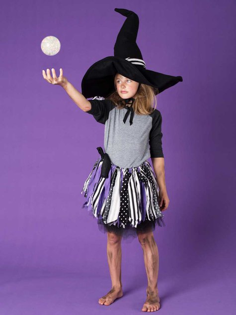 Kid's Witch Costume
