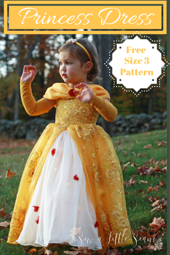 Free Princess Dress Pattern